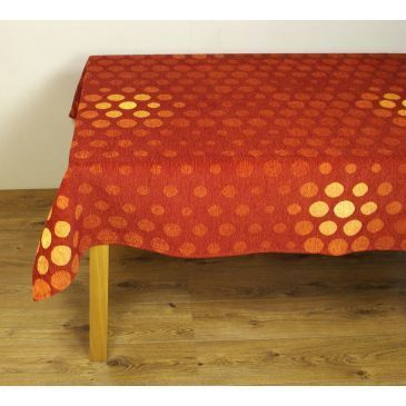 Tafelkleed Marsmellow Rood