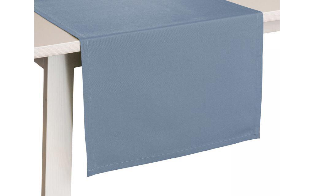 Tafelkleed Como Blauw-50x150