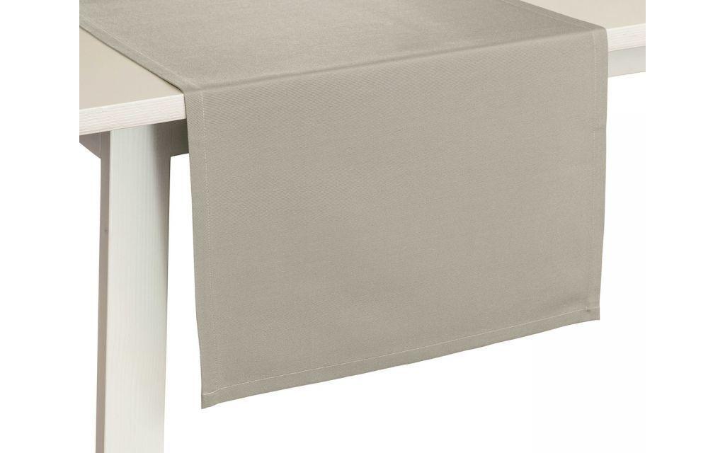 Tafellaken Como Grijs-50x150