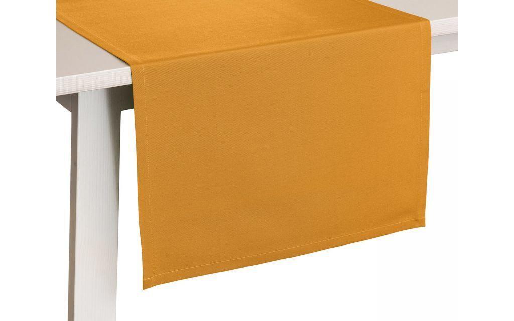Tafellaken Como Oranje-50x150