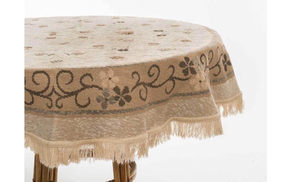 Tafelkleed Hortensia 150 rond