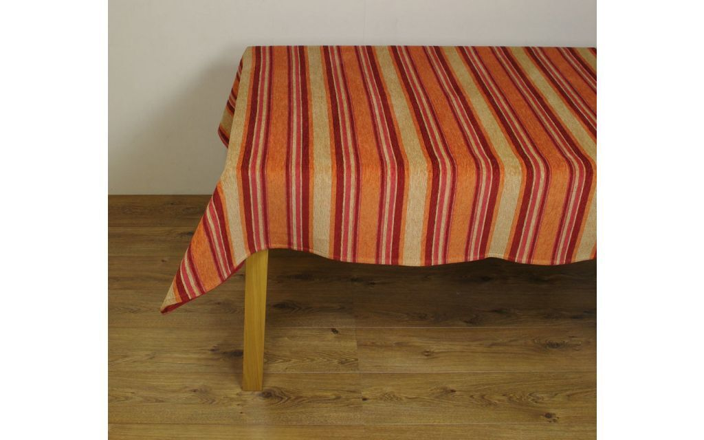 Tafelkleed Rayas Oranje