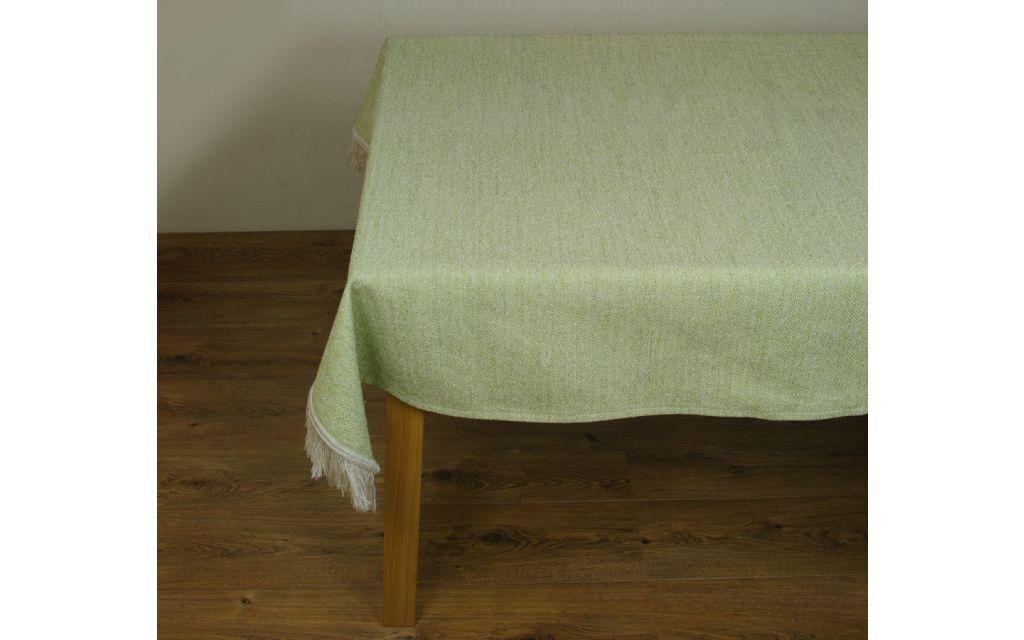 Tafelkleed Uniglans Groen