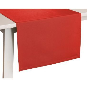 Tafelkleed Como Rood-50x150