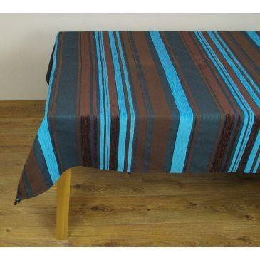 Tafelkleed Stripe Blauw